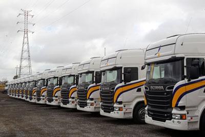 Aumentan las ventas de vehículos industriales