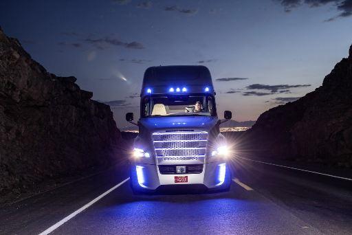 camión autónomo farcinox