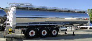 Fabricación de cisternas para el transporte y distribución de agua, transporte de líquidos perecederos, mercancías peligrosas, productos alimenticios y productos químicos.