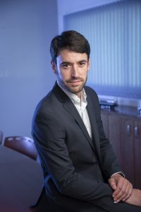 Responsable de Internacional Farcinox Rubén Sanz Jareño