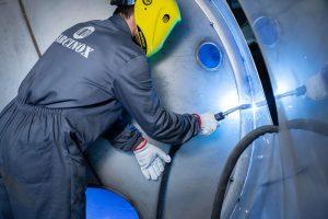 Farcinox Cisternas en acero inoxidable