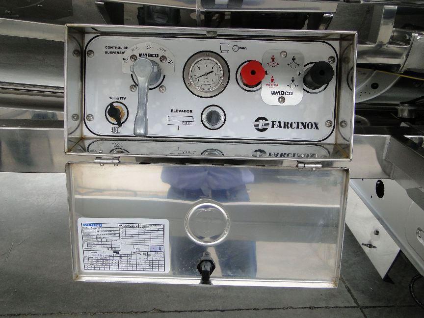 Diseñamos y fabricamos cisternas ATP o alimentarias en Farcinox