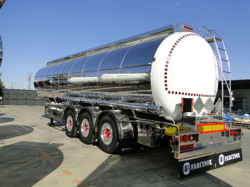 Fabricanta de cisternas nuevas químicas ADR